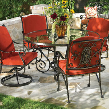 Powder Coated Patio Furniture