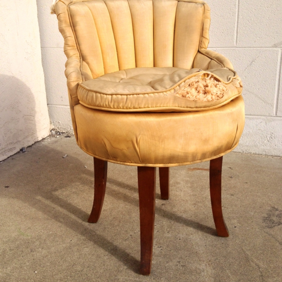 small-antique-chair