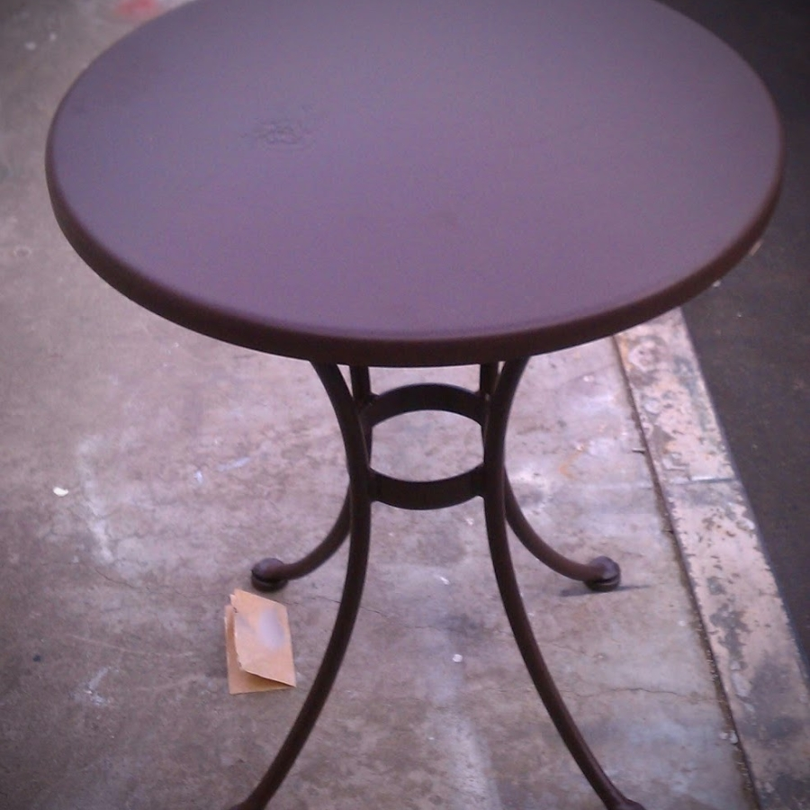 Refinish Patio Furniture