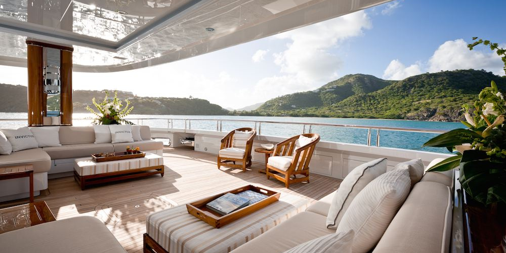 Quality Interiors Does Custom Cushions For Boats And Yachts; As Well As  Built In Furniture Like Sofas And Chairs. We Have Hundreds Of Outdoor, High  Wear, ...