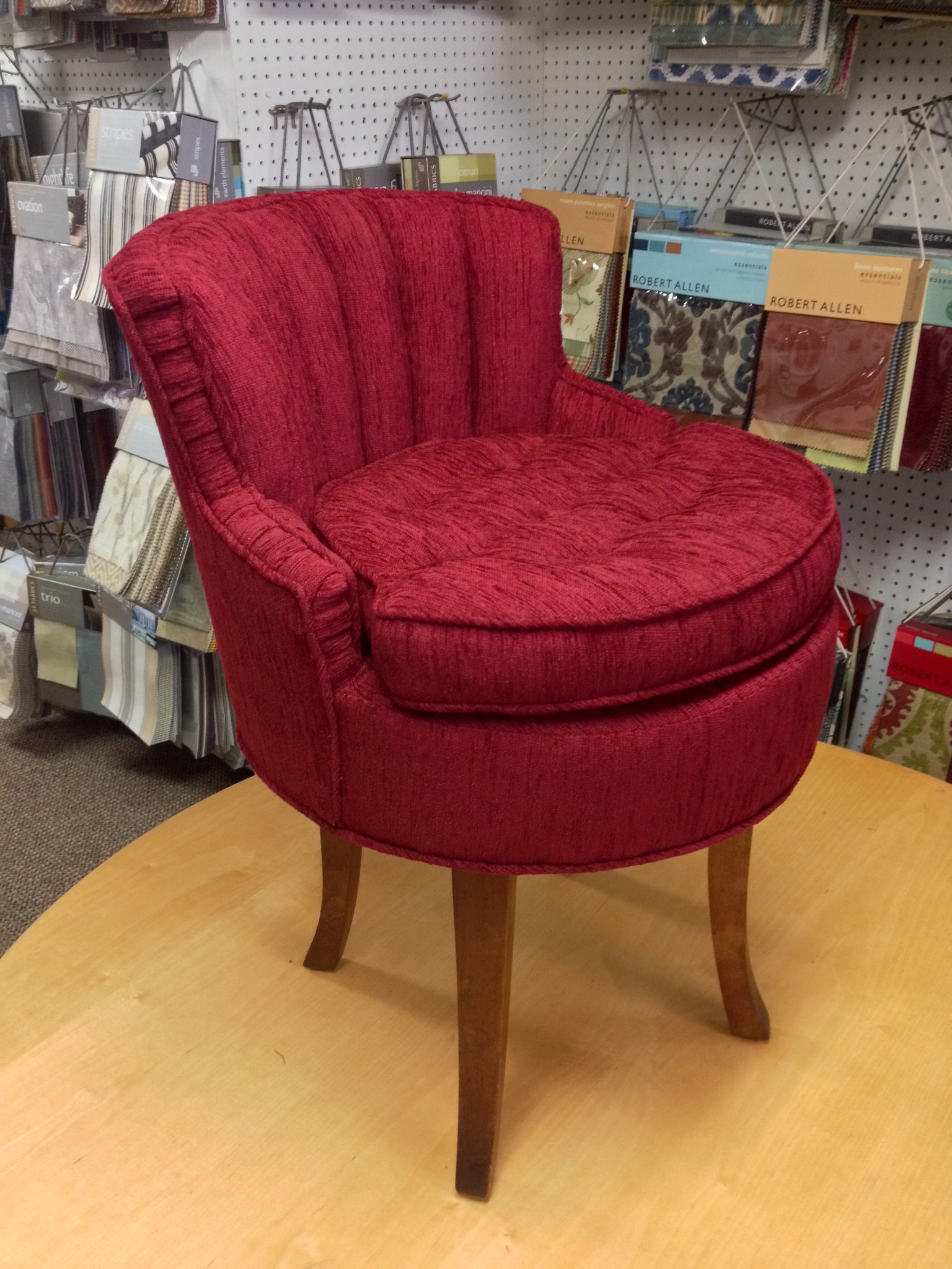 Antique Chair After - Our Work – Quality Interiors